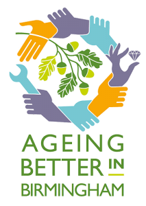 Ageing Better in Birmingham Logo